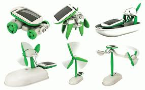 Solar Toy Kits