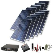 Best Selling Solar Panel Kits