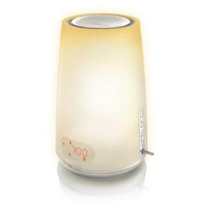 Eco friendly Philips HF3485 wake-up light