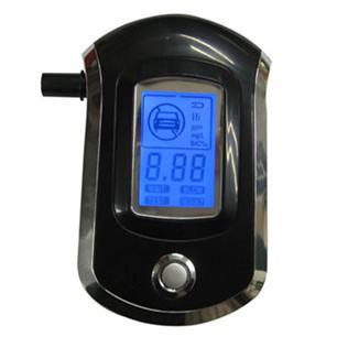 Breath alcohol detector