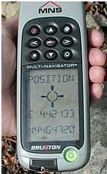 Brunton Multi-Navigator system