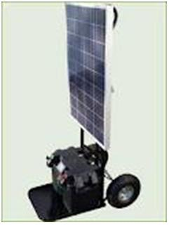 DIY Solar Truck