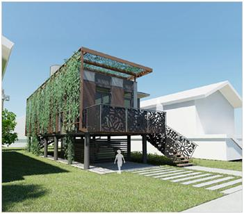 Green homes are energy efficient solutions envirogadget for Energy efficient green homes