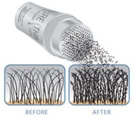 Treat thin hair