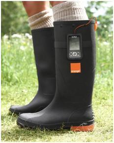 mobile phone charge at Glastonbury