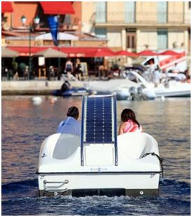 The Pedal Boat