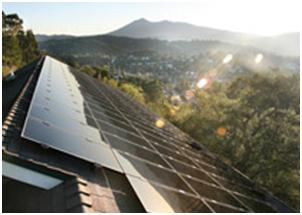 Investment for Green solar roofs