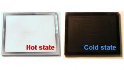 Thermeleon Roof Tiles Make Energy Saving As Clear White Or Black