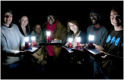 Students Build Solar Powered Lanterns To Help Lighten Ghana