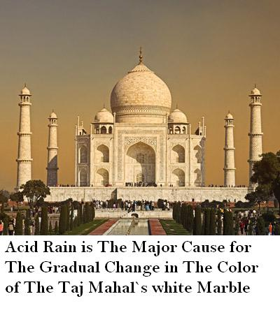 Acid Rain-What we all need to know about