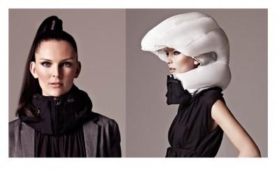 "Hövding ""Invisible Bike Helmet"