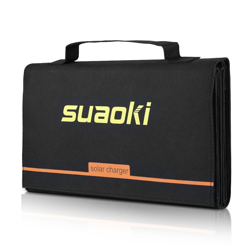 Suaoki Solar Laptop Charger Review thumbnail